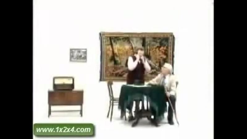 Реклама МММ. Все ролики с Лёней Голубковым
