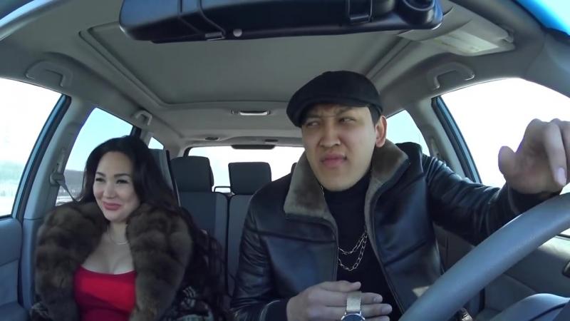 ШОК! Қазақ таксист Қырғыз қызын ойбайлатты! Таксист казах издевется над кыргызкой!