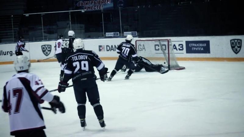 Хоккейная команда Белые акулы