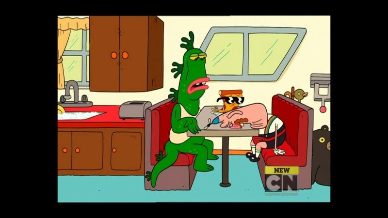 S01E02 Uncle Grandpa Tiger Trails