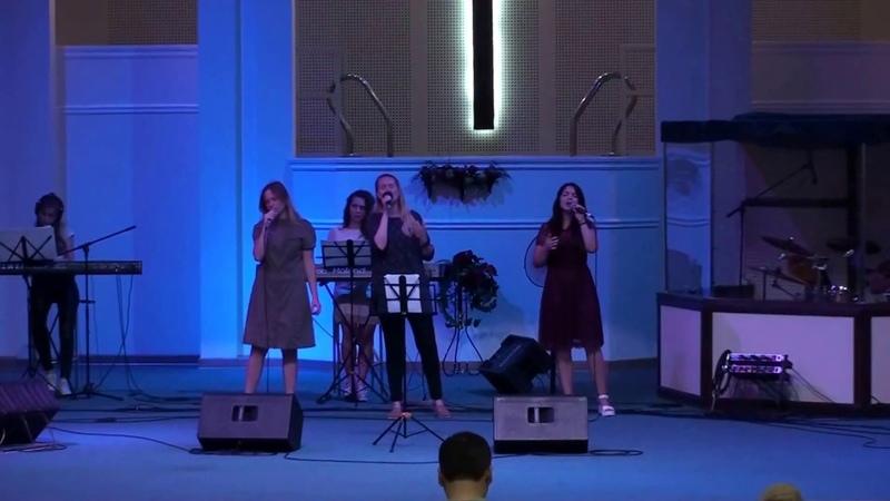 Свят Господь Саваоф - группа прославления ц.Ковчег -15.07.18