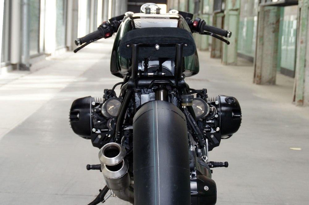 Deep Creek Cycleworks: кастом BMW R nineT Black Bull