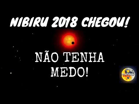 NÃO TENHA MEDO DO GRANDE EVENTO NIBIRU PLANETA 9