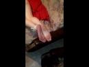 Порка ног Викории Ножкиной №2 приятного просмотра
