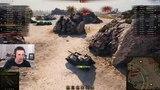 World of Tanks LeBwa, EviL GrannY и MeeGo попали против MeanMachins и SlayerPro