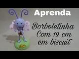 DIY - BORBOLETINHA PARA DECORA