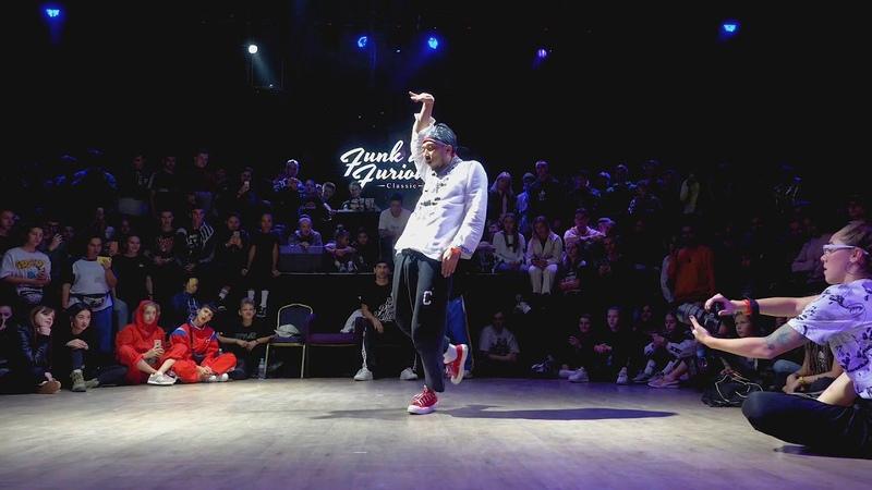 Judge demo Banzay | Hip Hop Vibe 2018