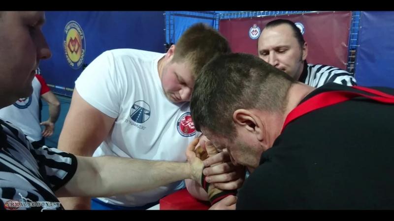 Силаев.чемпионат России по армрестлингу2018