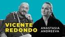 Интервью с испанским пастелистом Vicente Romero Redondo