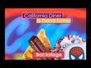 California Diner Елена Торрес Бэкстейдж