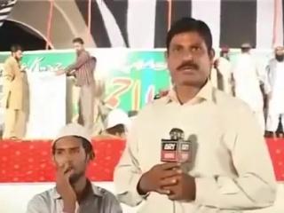 Пакистанский журналист