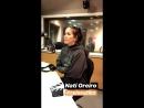 Natalia Oreiro in radio Metro 95.1 - Buenos Aires - 6.7.2018