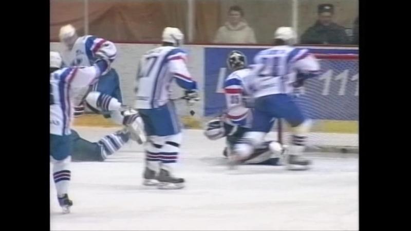 Архив Только Хоккей. Матч Лада-Динамо сезона 2004-2005