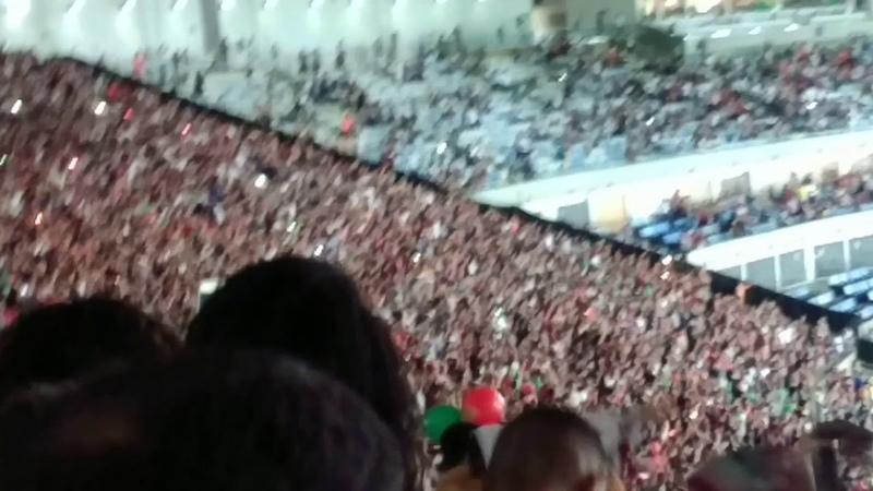 Fluminense 2 0 Deportivo Cuenca Show da torcida do Flu