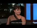 Шейлин на шоу «Jimmy Kimmel Live» 1 рус.субтитры