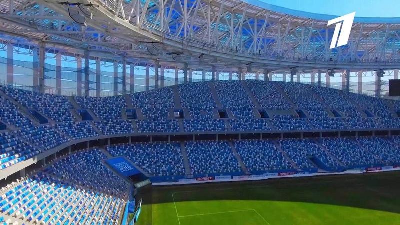 Стадион «Нижний Новогород»: все, что нужно знать о стадионе чемпионата мира по футболу FIFA 2018