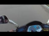 16.06.2018г поездка на скуторе грейс по городу Арзамасу
