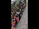 Так выглядит метро в Индии Видимо добраться можно только до конечной