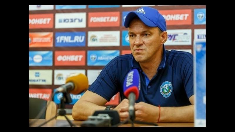 Тренер курского Авангарда стал лучшим по итогам месяца