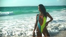 Lais Ribeiro Goes Old-School CANDIDS Sports Illustrated Swimsuit