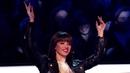 ТАНЦЫ: Как Татьяна Денисова переживает каждый танец (сезон 5, выпуск 18)