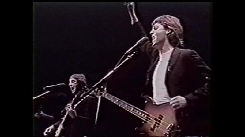 Paul McCartney Wings Getting Closer 2 7 Rock for Kampuchea 1981 U K TV Version