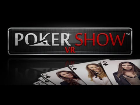 Poker Show VR Trailer PC