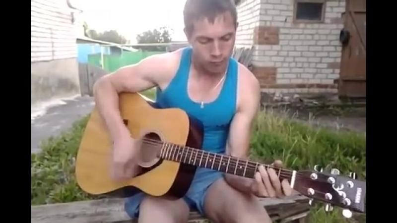 Парень поёт от души песню под гитару. МУРАШКИ ПО КОЖЕ! [Неизвестные Таланты]