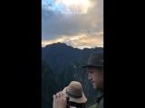 Инстаграм Кристи Совин (20 июля 2018 Мачу-Пикчу, Перу)