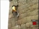 Джиоти Радж - индийский скалолаз по прозвищу Король Обезьян