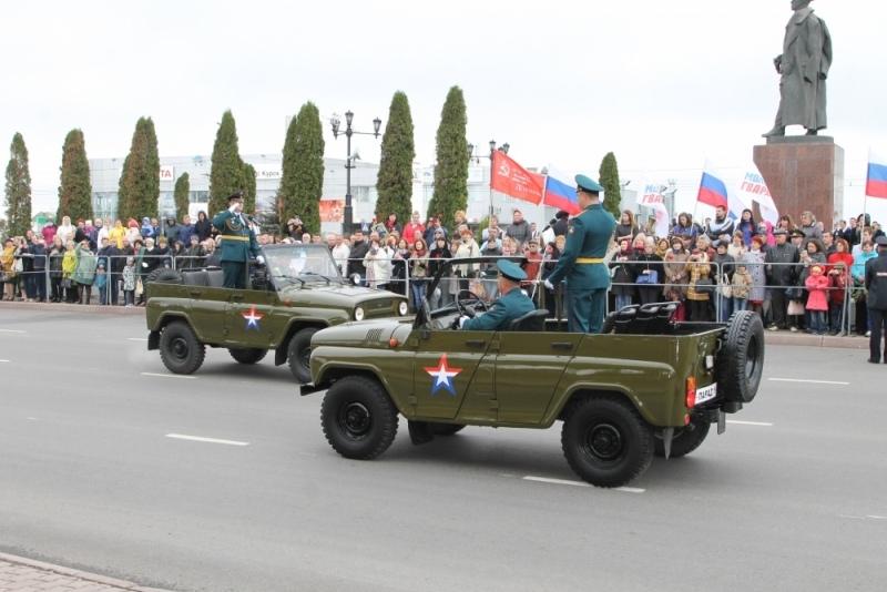 Парад в честь 75 лет Курской битвы 23 августа 2018: какая техника участвует, что покажут