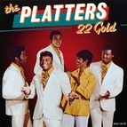 The Platters альбом 22 Gold