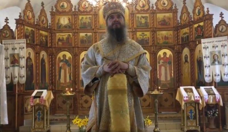 """Епископ Савватий: """"Народу нужен царь. Каждый человек должен радостно платить штрафы"""""""
