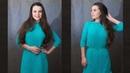 Вязание домашнего платья спицами, говорим о модных мужских аксессуарах / МАРАФОН. SM