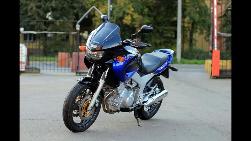 В НАЛИЧИИ Yamaha TDM 850