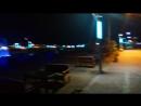 Ночная набережная пляжа