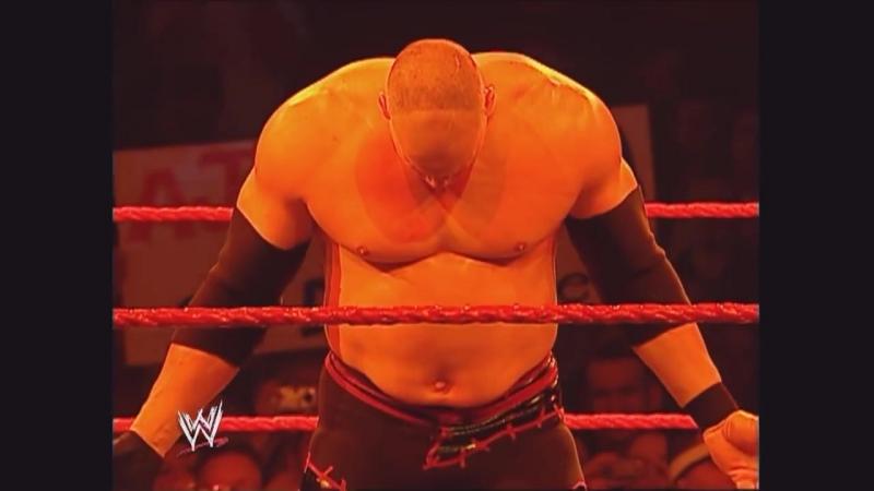 Kane vs. Carlito Raw 2006