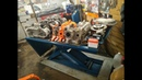 Fort Garage.Orange Italjet Dragster 172 cc. Rebuild Part №3