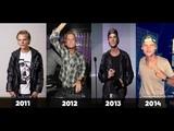Avicii Music Evolution (2009-2017)
