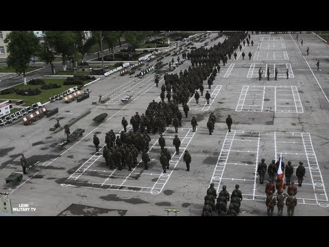 15 ОМСБр - Миротворческая бригада Центрального Военного Округа