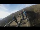 Первый прыжок со свободным падением