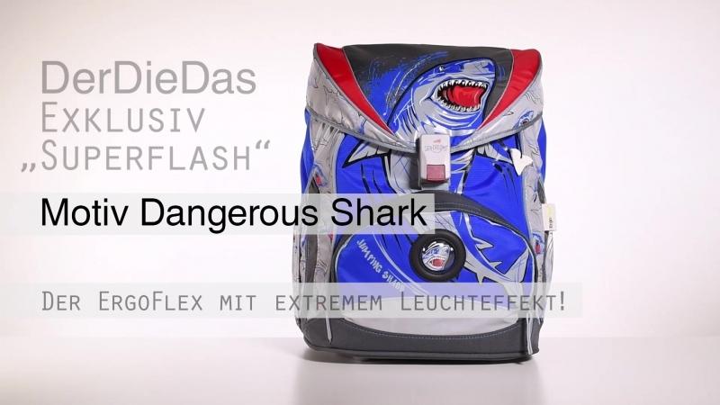 DerDieDas Superflash Акула