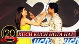 Ishaan And Jhanvi Kapoor Recreates Kuch Kuch Hota Hai Scene 20 Years Of KKHH Grand Celebration