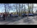 ВГУСЕ.РУ - Live / Конкурс-смотр строя и песни Парад войск вГусе