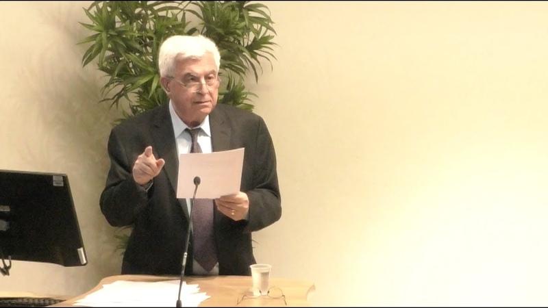 The Nakba in the Present, Elias Khoury, SOAS University of London