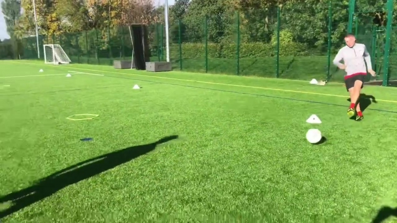 BOX DRILLS - MULTI PURPOSE FOOTBALL BOX DRILL