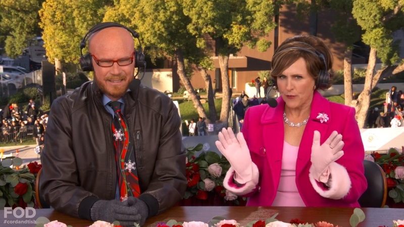 FUNNY OR DIE'S 2019 Rose Parade with Cord Tish
