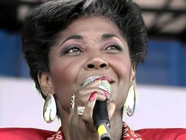 Nancy Wilson I Was Telling Him About You 8 15 1987 Newport Jazz Festival Official