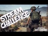 PUBG: Stream Challenge!!!?