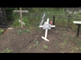 Вандализм на кладбище Карла Маркса 5